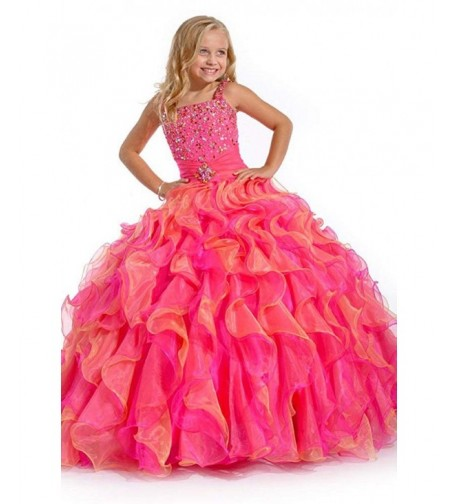 MemoryTU Birthday Wedding Pageant Dresses