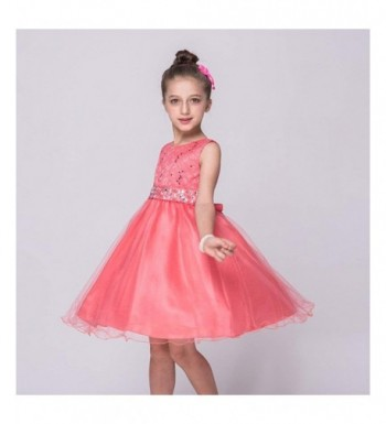 Fashion Girls' Special Occasion Dresses Online Sale