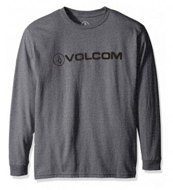 Volcom Stone Branded T Shirts Heather