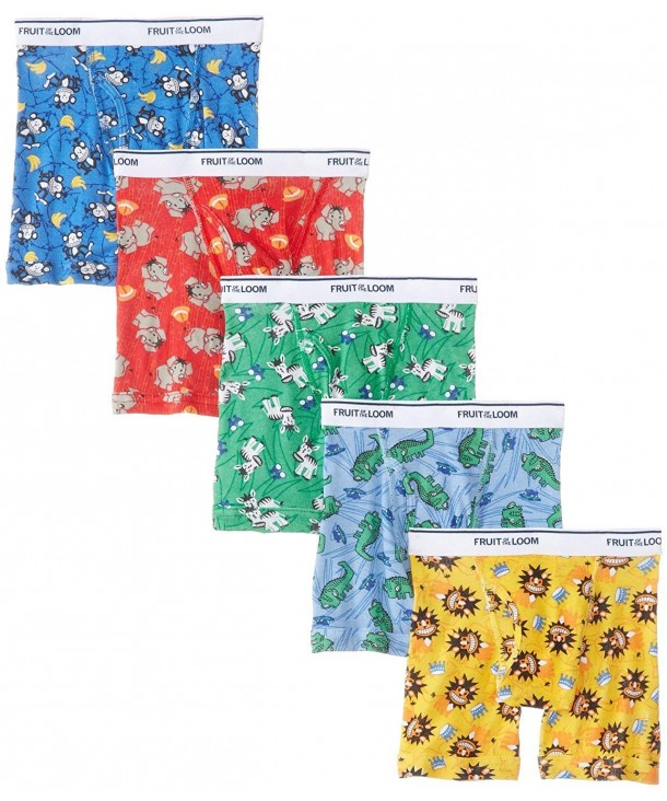 Fruit Loom Assorted Cotton Underwear