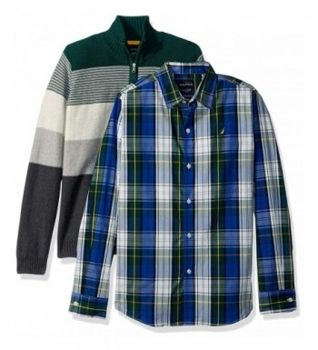 Nautica Boys Big Piece Sweater