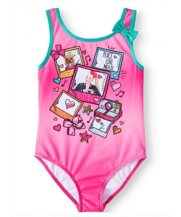 JoJo Siwa Girls One Piece Swimsuit