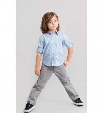 Boys' Button-Down Shirts Clearance Sale