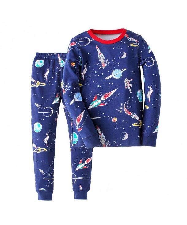 SHANGPIN Thermal Underwear Pajamas Toddler