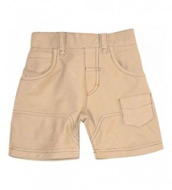 Kapital 6 Pocket Shorts Toddler Safari