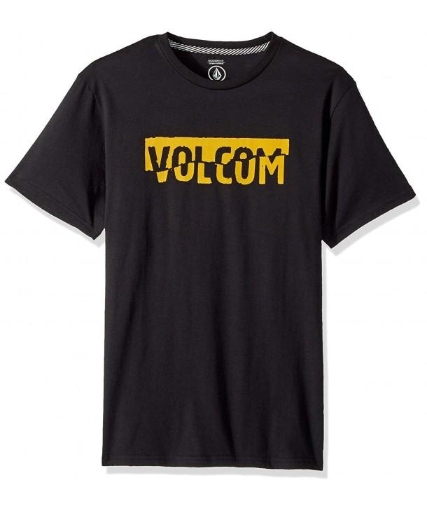 Volcom Boys Fracture Short Sleeve