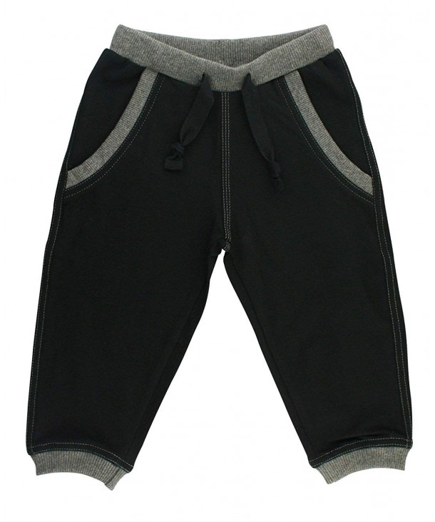 RuggedButts Little Drawstring Jogger Pants