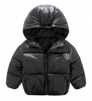Mengxiaoya Winter Jacket Hoodie Outerwear