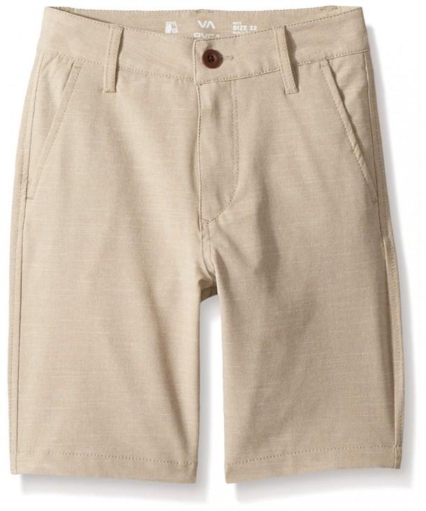 RVCA Boys Balance Hybrid Short