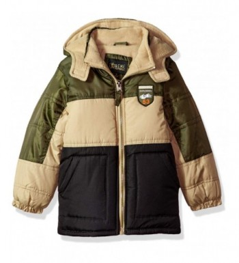 iXtreme Boys Coloblock Puffer Patch