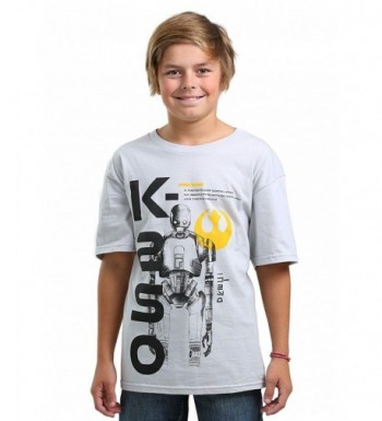 K 2SO Rogue One Youth T Shirt