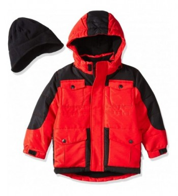 Rothschild Little Boys Puffer Jacket