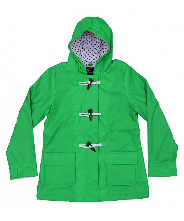 Apparel No Hooded Toggle Packable