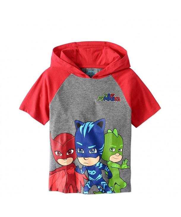 PJMASKS Hooded Catboy Owlette T Shirt
