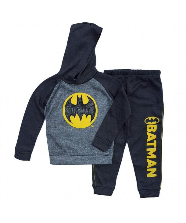 Batman Little Pullover Hoodie Jogger