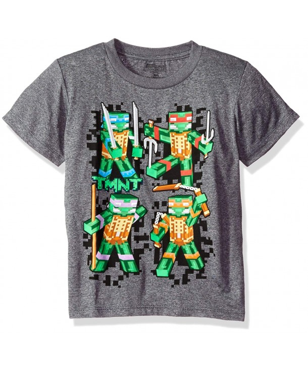 Nickelodeon Teenage Turtles Polycatatonic T Shirt