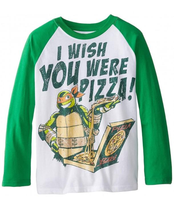 Teenage Mutant Turtles Sleeve T Shirt