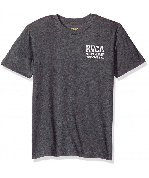 RVCA Daybreak Short Sleeve T Shirt