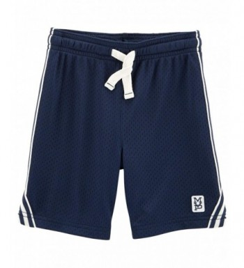 Carters Little Boys Pull Shorts