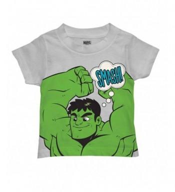 Marvel Hulk Smash Toddler Shirt