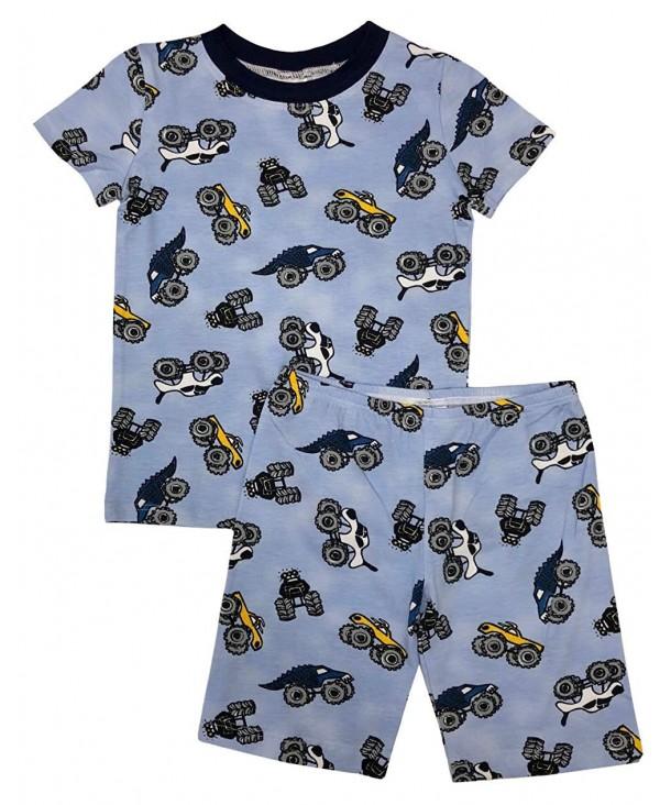 Esme Sleepwear Pajamas Sleeve Shorts