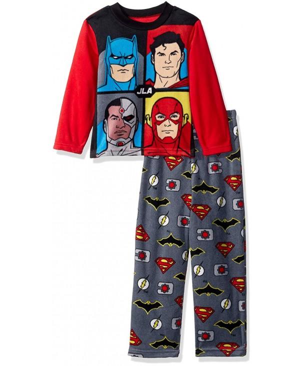 Justice League Superhero 2 Piece Fleece
