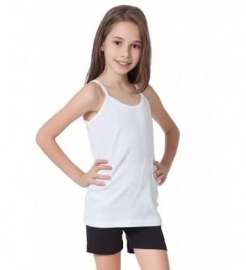 CAOMP Camisole 100 Organic Cotton Undershirt