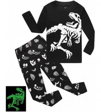 Dinosaur Pajamas Sleepwear Toddler Clothes