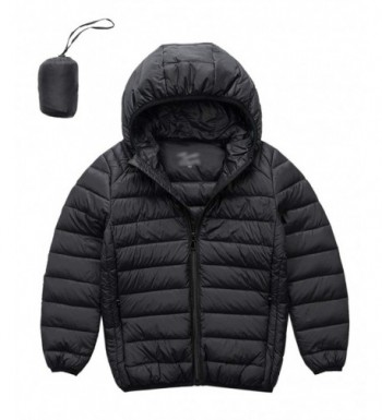 M2C Hooded Packable Windproof Jacket