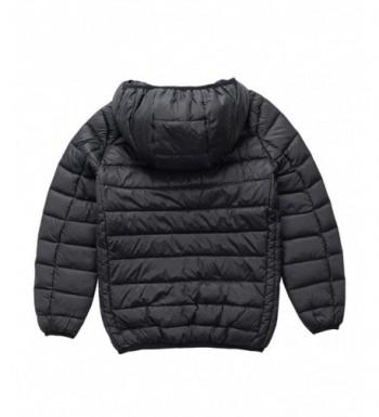 Boys' Down Jackets & Coats On Sale
