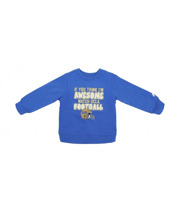 University California Angeles Sweatshirt Royal