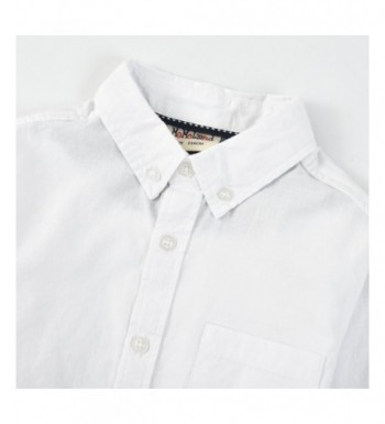 Trendy Boys' Button-Down & Dress Shirts Wholesale