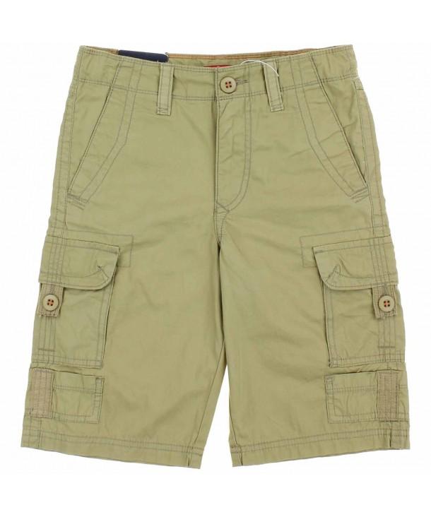 Generra Shorts Cargo Adjustable Waistband