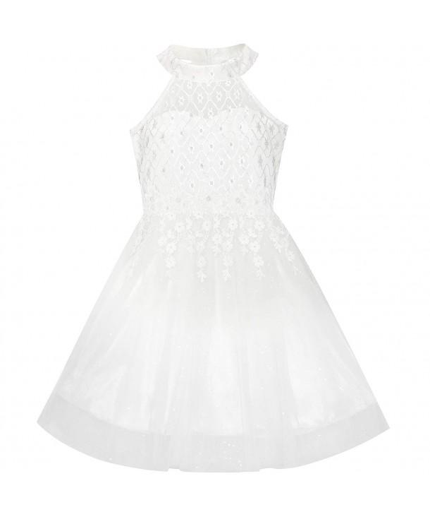 Sunny Fashion Sequins Sparkling Bridesmaid