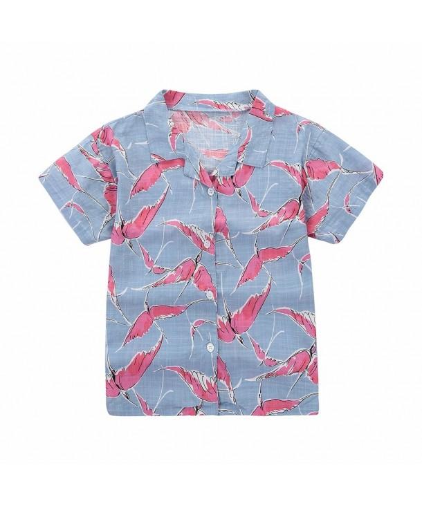 Motteecity Clothes Hawaiian Vacation Holidays