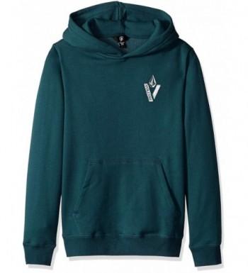 Volcom Supply Pullover Hooded Fleece