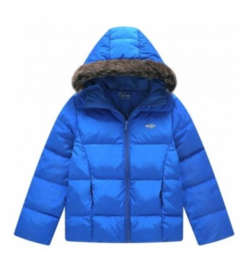 Wantdo Lightweight Puffer Packable Outdoor
