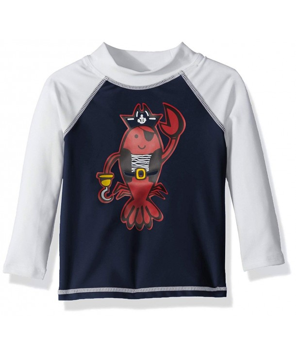 Flap Happy Graphic Lobster Pirate