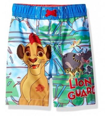Lion Guard Trunks Swimwear Toddler