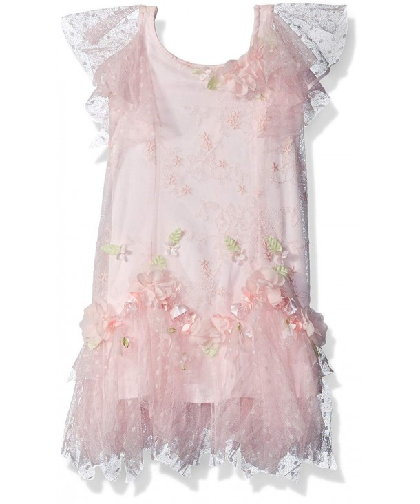 Biscotti Girls Heirloom Romance Dress