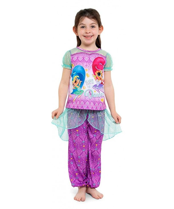 Nickelodeon Girls Shimmer Fantasy 2 piece