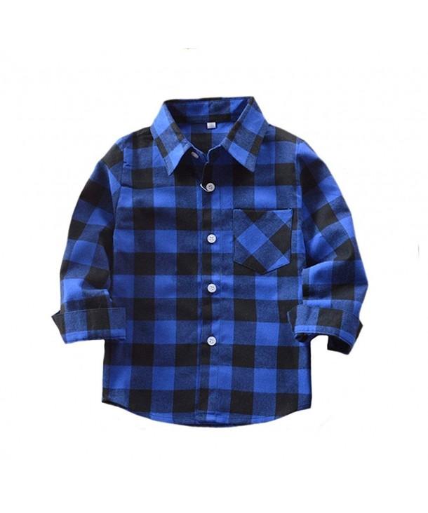 Tortor 1Bacha Sleeve Button Flannel