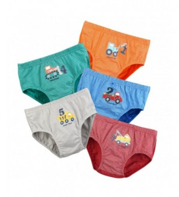 BOOPH Little Toddlers Cotton Underwear