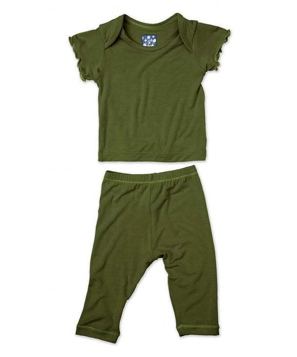 Kickee Pants Basic Sleeve Pajama