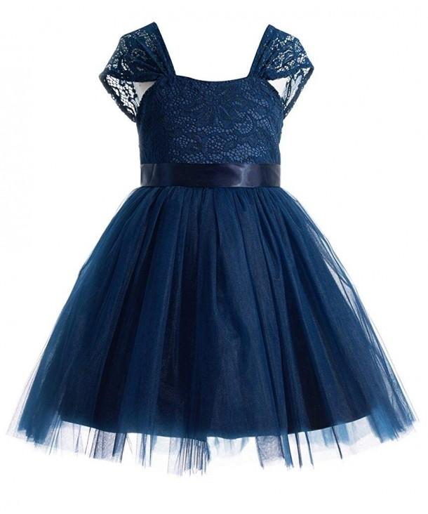 princhar Tulle Flower Dress Toddler