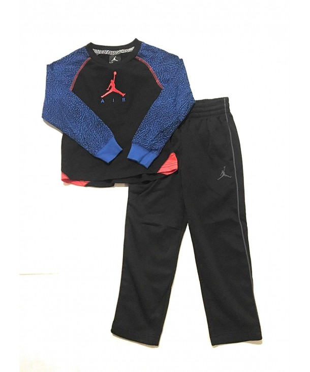 Jordan Jumpman Little Black Blue