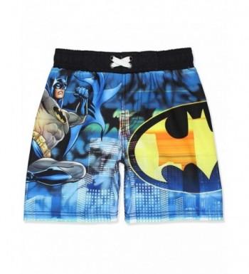 DC Comics Batman Trunks Swimwear