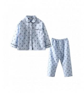 Mud Kingdom Collar Pajamas Pattern