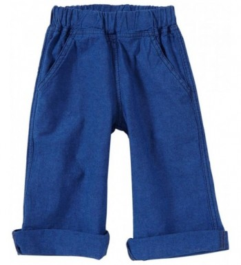 Charlie Rocket Chambrey Shorts Toddler