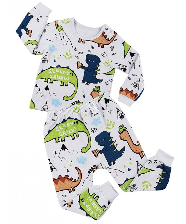 UniFriend Pajamas Dinosaur Sleepwear Clothes